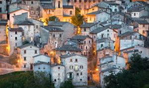 Borgo di Scanno, meraviglia d'Abruzzo