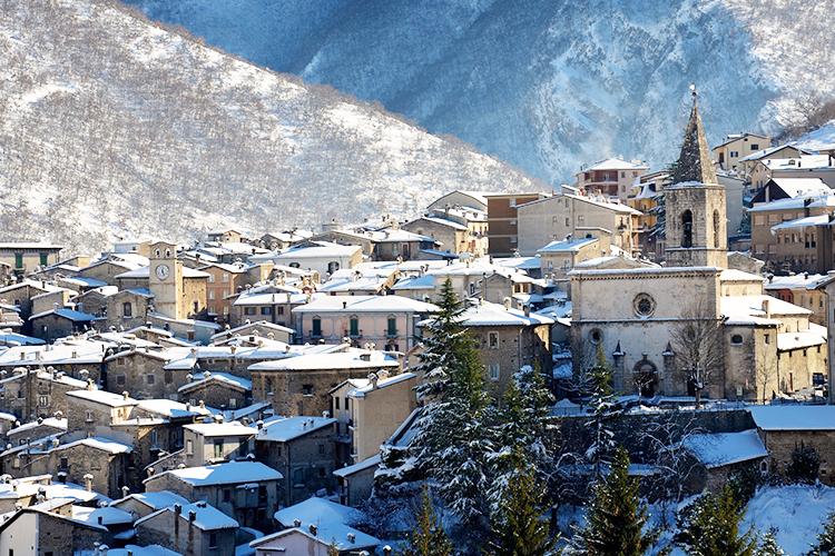 Borgo di Scanno