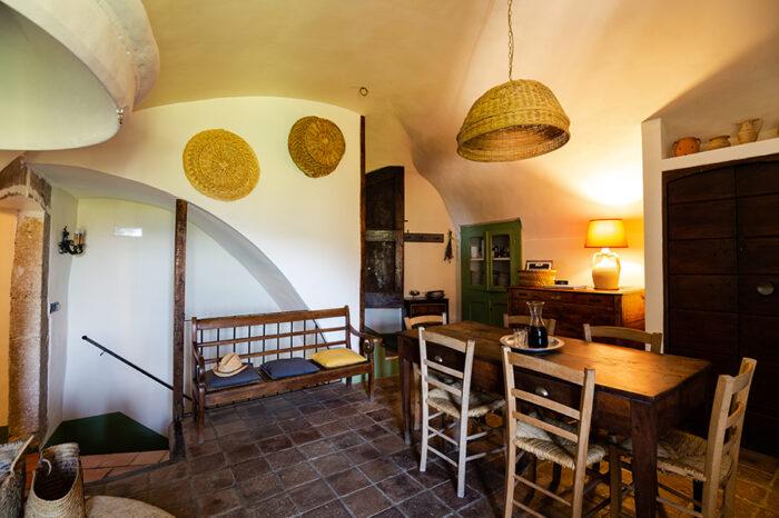 Casa Grande, Cucina e Soggiorno 2