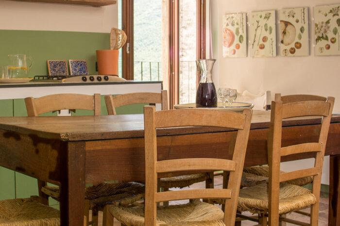 Casa Grande, Cucina e Soggiorno 4