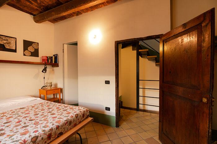 Casa degli Archi - Altra camera da letto