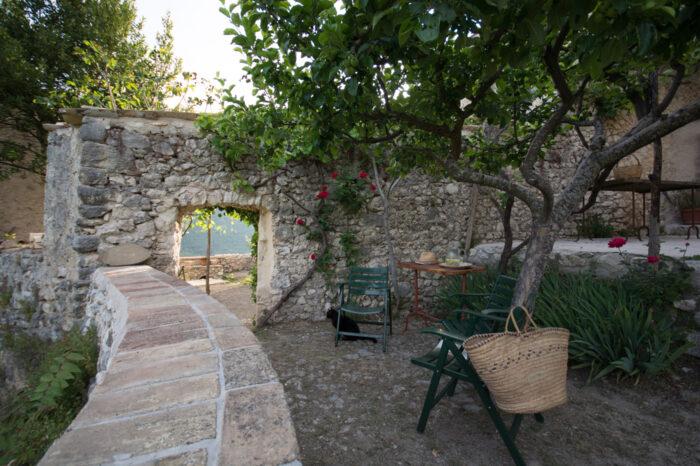 Giardino sulle mura