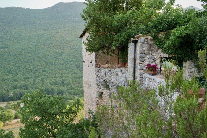 Panorama mozzafiato a Torre del Cornone