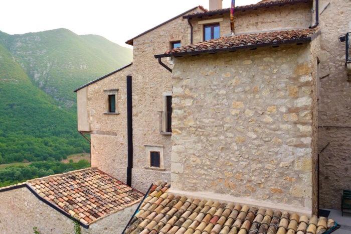 Torre del Cornone, Le Camere