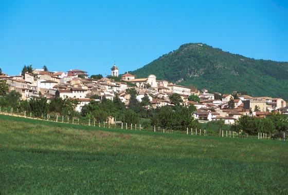 San Demetrio ne Vestini (AQ), veduta
