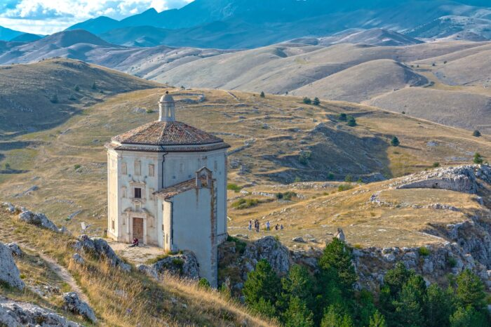 Chiesa di Santa Maria della Pieta – Rocca Calascio