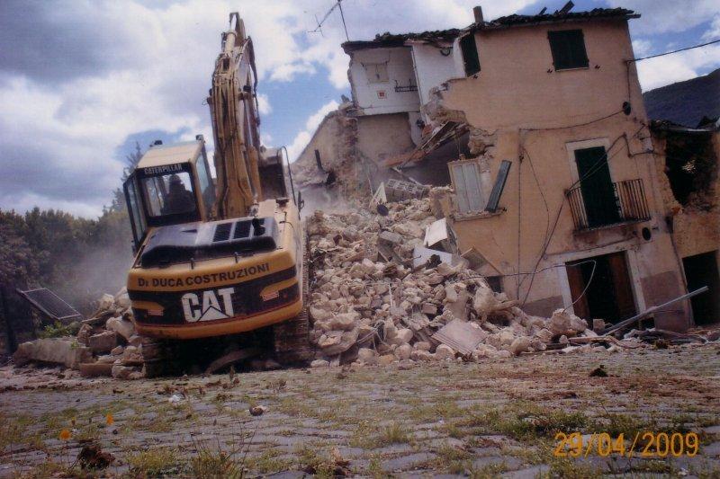 Fagnano alto e il terremoto del 2009