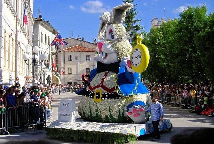 Festa del Narciso di Rocca di Mezzo