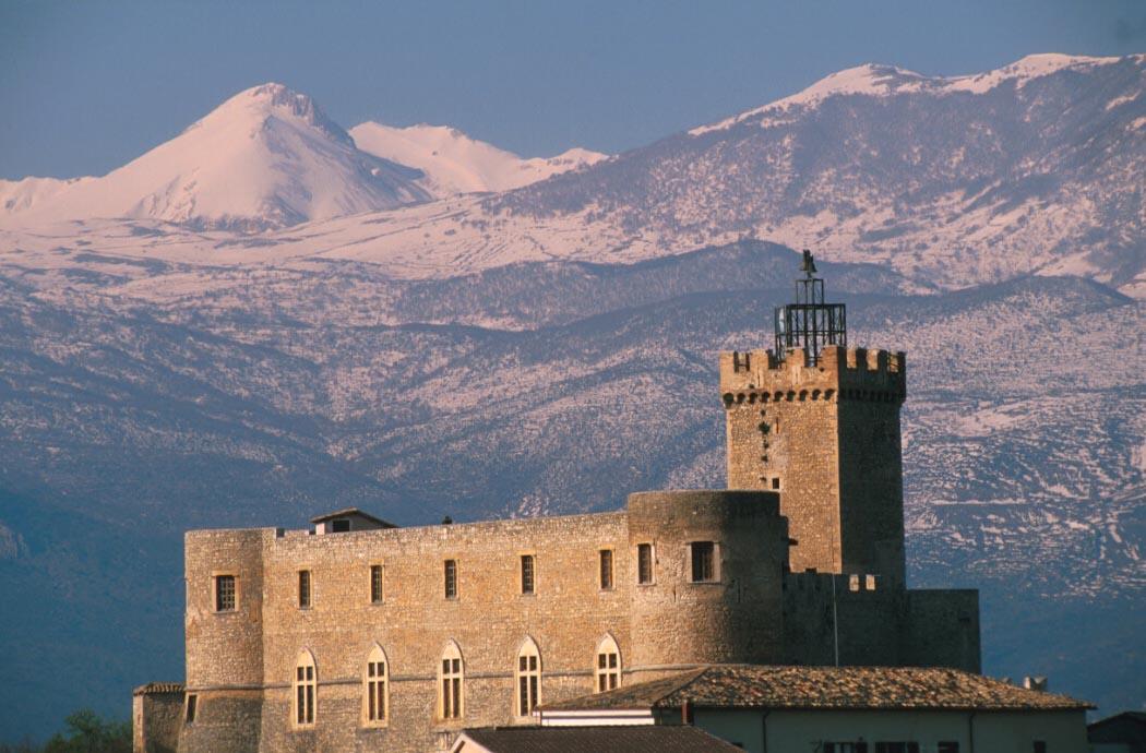 Torri e Castelli d'Abruzzo
